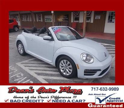 2017 Volkswagen Beetle Convertible for sale at Dean's Auto Plaza in Hanover PA