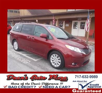 2011 Toyota Sienna for sale at Dean's Auto Plaza in Hanover PA