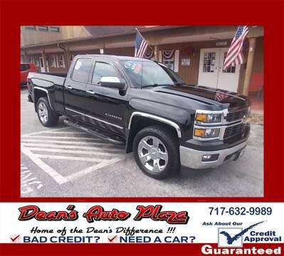 2014 Chevrolet Silverado 1500 for sale at Dean's Auto Plaza in Hanover PA