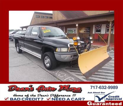 1997 Dodge Ram Pickup 2500 for sale at Dean's Auto Plaza in Hanover PA
