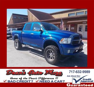 2016 RAM Ram Pickup 1500 for sale at Dean's Auto Plaza in Hanover PA