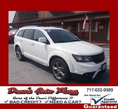2016 Dodge Journey for sale at Dean's Auto Plaza in Hanover PA