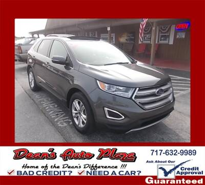2015 Ford Edge for sale at Dean's Auto Plaza in Hanover PA
