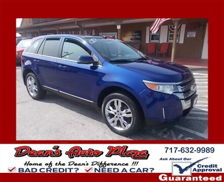 2013 Ford Edge for sale at Dean's Auto Plaza in Hanover PA