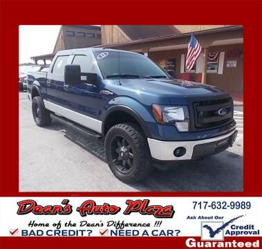 2013 Ford F-150 for sale at Dean's Auto Plaza in Hanover PA