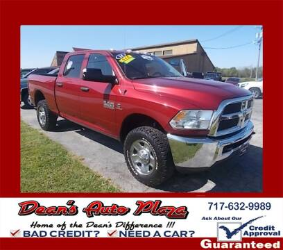 2014 RAM Ram Pickup 2500 for sale at Dean's Auto Plaza in Hanover PA