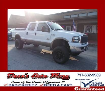 2007 Ford F-250 Super Duty for sale at Dean's Auto Plaza in Hanover PA