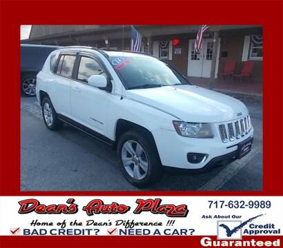 2014 Jeep Compass for sale at Dean's Auto Plaza in Hanover PA