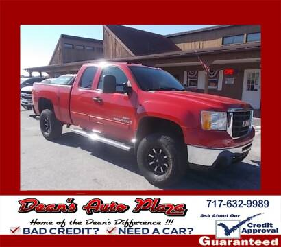 2007 GMC Sierra 2500HD for sale at Dean's Auto Plaza in Hanover PA