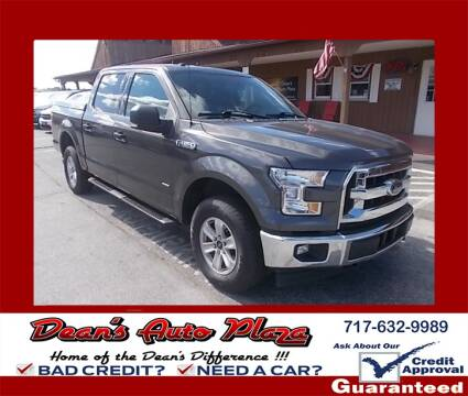 2017 Ford F-150 for sale at Dean's Auto Plaza in Hanover PA