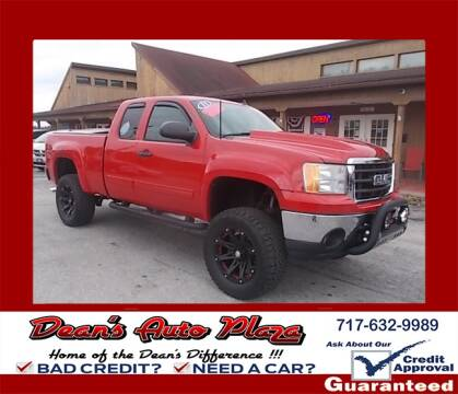 2011 GMC Sierra 1500 for sale at Dean's Auto Plaza in Hanover PA