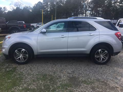 2016 Chevrolet Equinox for sale at Quality Auto of Collins in Collins MS