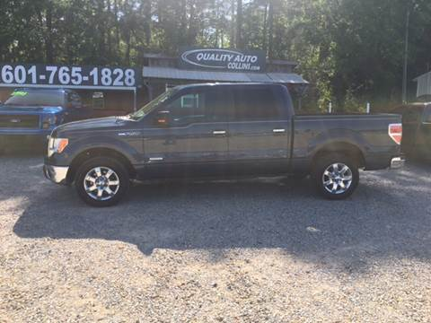 2014 Ford F-150 for sale in Collins, MS