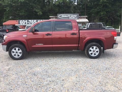 2008 Toyota Tundra for sale in Collins, MS