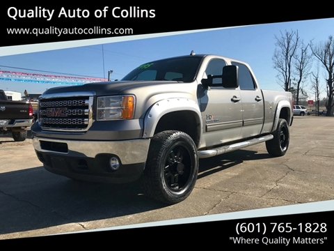 2014 GMC Sierra 2500HD for sale in Collins, MS