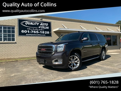2015 GMC Yukon XL for sale in Collins, MS