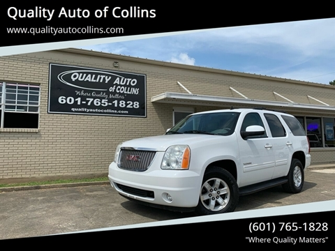 2012 GMC Yukon for sale in Collins, MS