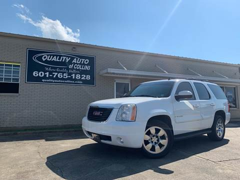2007 GMC Yukon for sale in Collins, MS