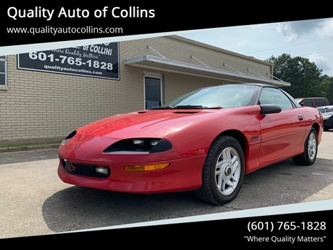 1995 Chevrolet Camaro for sale in Collins, MS