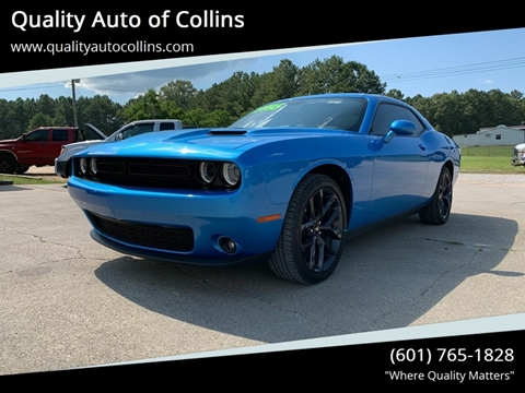 2019 Dodge Challenger for sale in Collins, MS