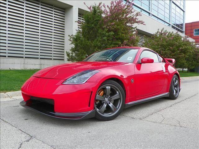 2008 nissan 350z in wheeling il vk auto imports. Black Bedroom Furniture Sets. Home Design Ideas
