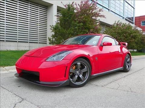 2008 Nissan 350Z for sale at VK Auto Imports in Wheeling IL