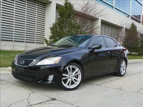 2006 Lexus IS 250 for sale at VK Auto Imports in Wheeling IL