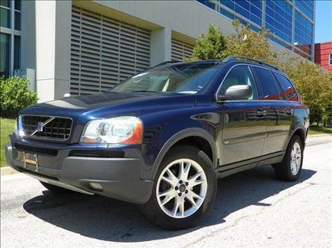 2004 Volvo XC90 for sale at VK Auto Imports in Wheeling IL