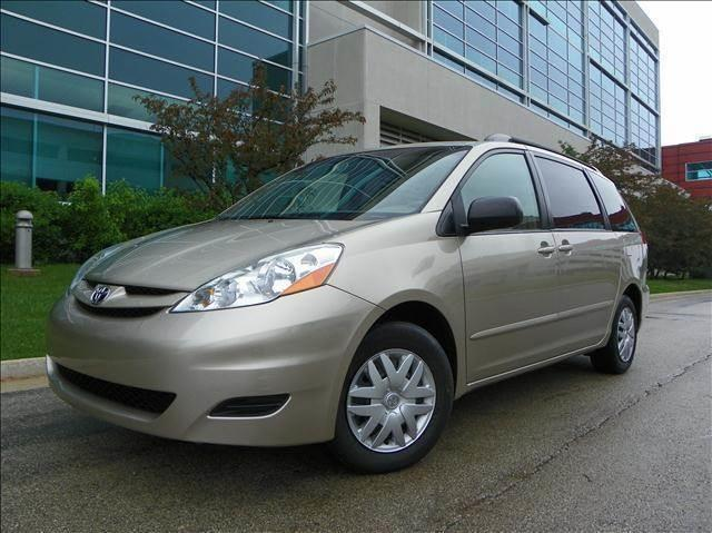 2009 Toyota Sienna for sale at VK Auto Imports in Wheeling IL