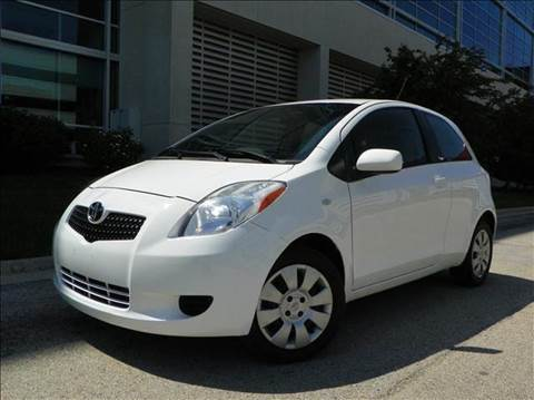 2007 Toyota Yaris for sale at VK Auto Imports in Wheeling IL
