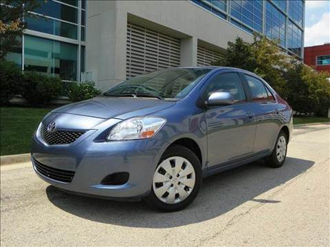 2012 Toyota Yaris for sale at VK Auto Imports in Wheeling IL