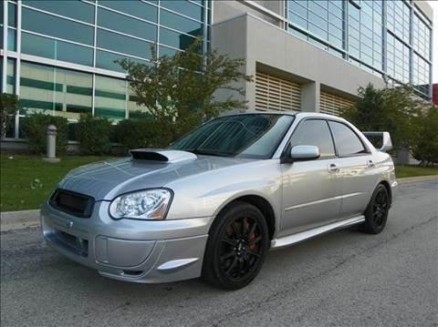 2004 Subaru Impreza for sale at VK Auto Imports in Wheeling IL