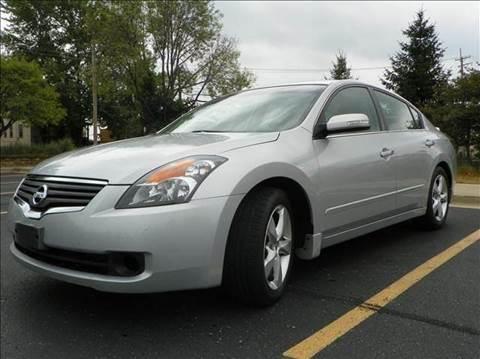 2007 Nissan Altima for sale at VK Auto Imports in Wheeling IL