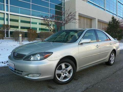2002 Toyota Camry for sale at VK Auto Imports in Wheeling IL