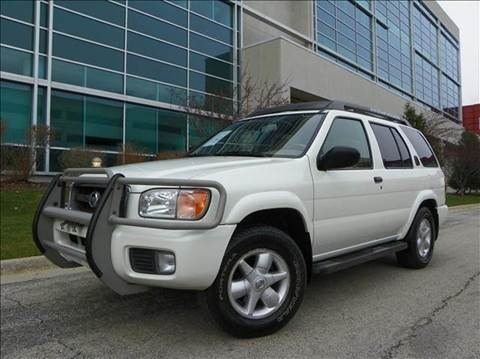 2002 Nissan Pathfinder for sale at VK Auto Imports in Wheeling IL