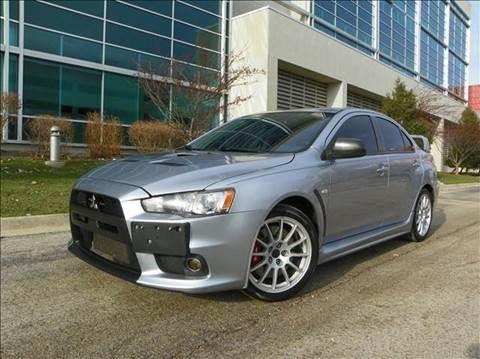 2008 Mitsubishi Lancer Evolution for sale at VK Auto Imports in Wheeling IL
