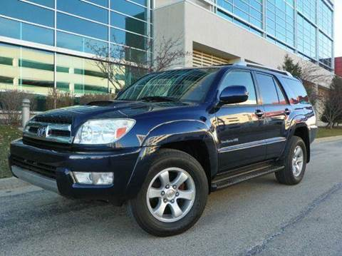 2004 Toyota 4Runner for sale at VK Auto Imports in Wheeling IL