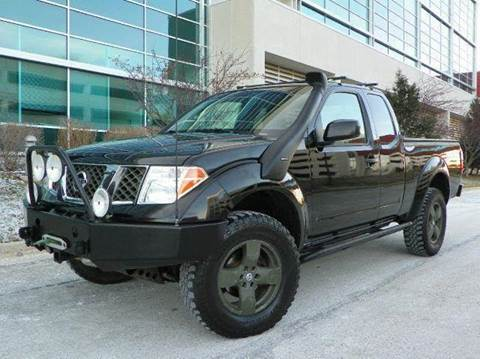 2005 Nissan Frontier for sale at VK Auto Imports in Wheeling IL