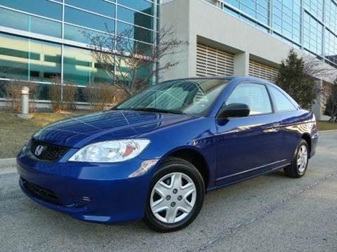 2005 Honda Civic for sale at VK Auto Imports in Wheeling IL