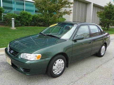 2002 Toyota Corolla for sale at VK Auto Imports in Wheeling IL