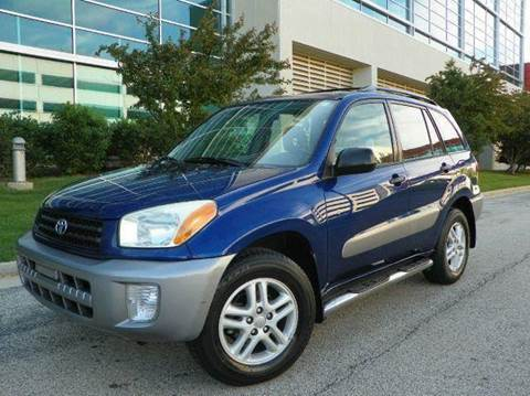 2002 Toyota RAV4 for sale at VK Auto Imports in Wheeling IL