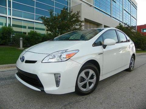 2012 Toyota Prius for sale at VK Auto Imports in Wheeling IL