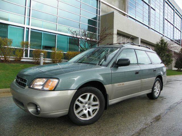 2000 Subaru Outback Wagon w Allweather Package In Wheeling IL