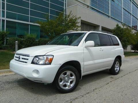 2005 Toyota Highlander for sale at VK Auto Imports in Wheeling IL