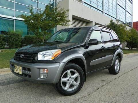 2001 Toyota RAV4 for sale at VK Auto Imports in Wheeling IL