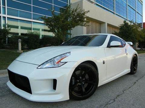 2010 Nissan 370Z for sale at VK Auto Imports in Wheeling IL