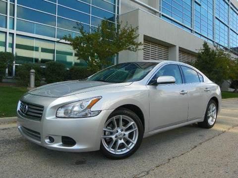 2012 Nissan Maxima for sale at VK Auto Imports in Wheeling IL