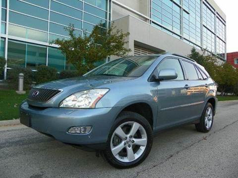 2007 Lexus RX 350 for sale at VK Auto Imports in Wheeling IL