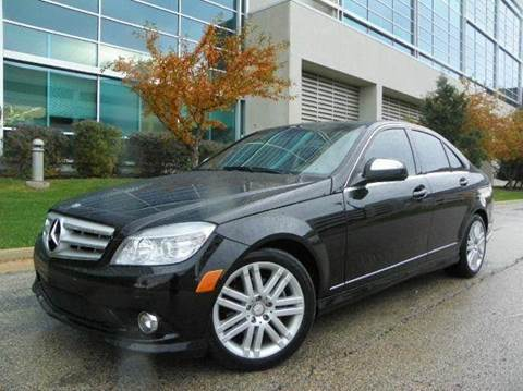 2009 Mercedes-Benz C-Class for sale at VK Auto Imports in Wheeling IL