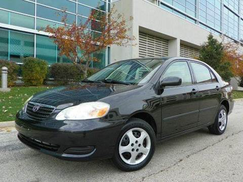 2007 Toyota Corolla for sale at VK Auto Imports in Wheeling IL